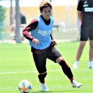 小川慶治朗選手(写真:ラジオ関西)