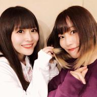 桑原由気と本渡楓のパリパリパーリィ☆