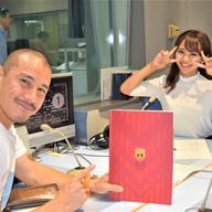 磯ちゃんがSNSのハッシュタグを作成「#レオネッサラジオ」でINAC神戸やなでしこリーグ、女子サッカーを盛り上げよう!
