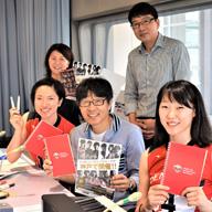 神戸がホームの9人制バレーボールチーム、デンソーテン レッドフェニックス 初の頂点を目指して意気込み語る