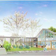 神戸市の小学校が新たな施設に