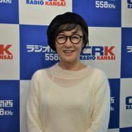 キムラ緑子(写真:ラジオ関西)