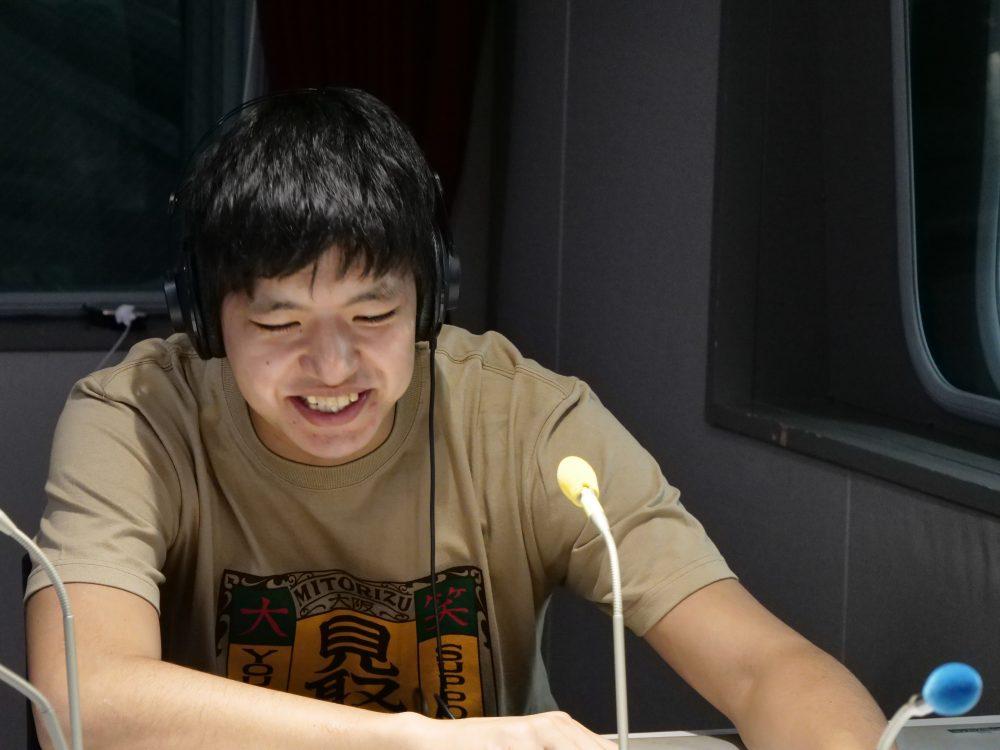 からし蓮根・伊織(写真:ラジオ関西)