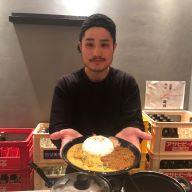 店主の安黒聡太さん(写真:ラジオ関西)
