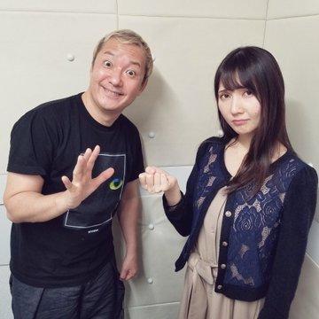 声優の小野坂昌也(8年)と秦佐和子(魚卵=ゴラン)