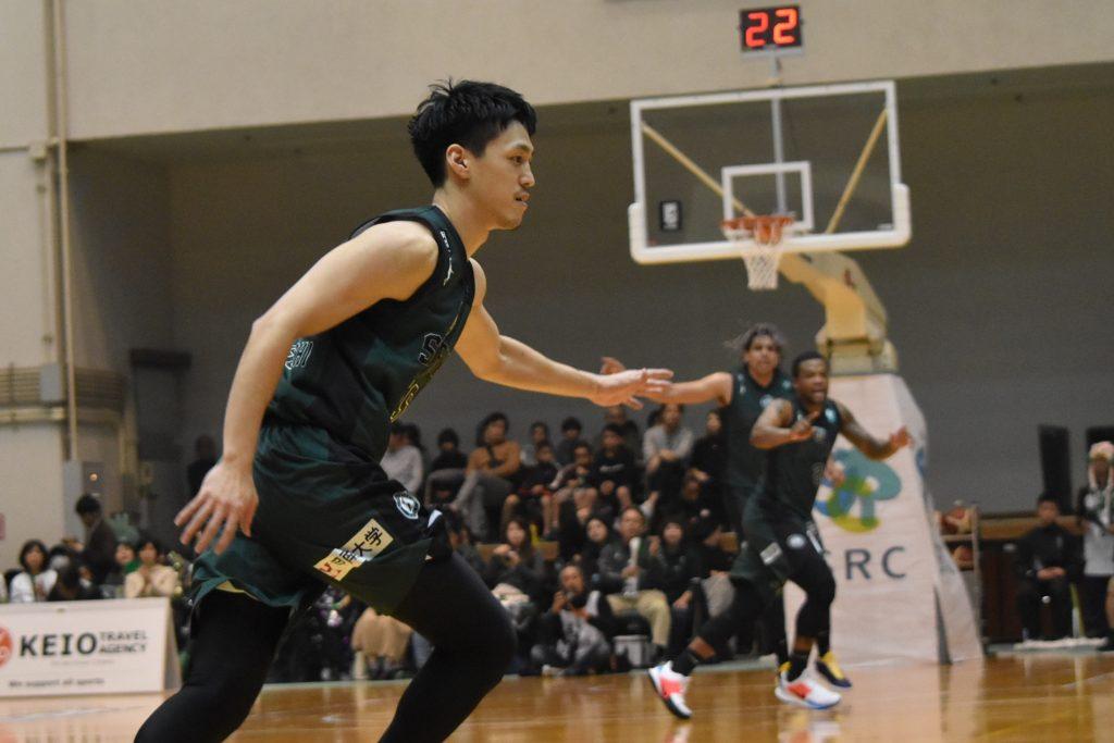 西宮ストークスの谷口淳(Photo by T.MAEDA)