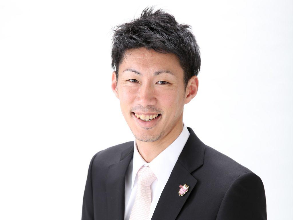 新監督に就任した中谷宏大