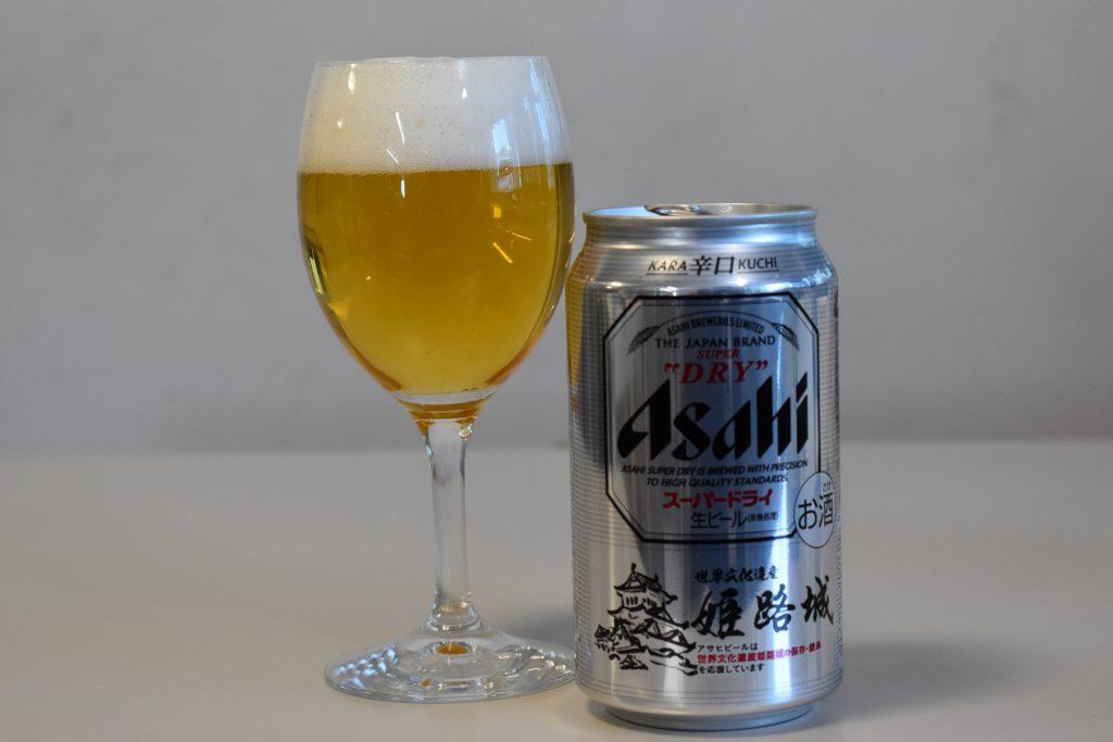 グラス アサヒ ビール