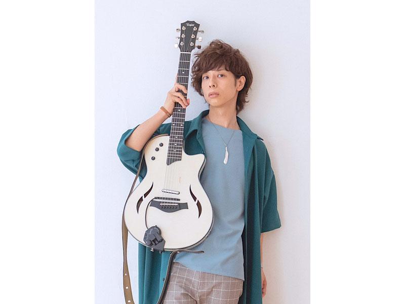 シンガーソングライターの石田裕之さん
