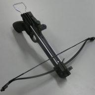 ボーガン(クロスボウ・洋弓銃) ※写真はイメージ 一般所有者提供