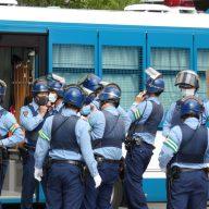 兵庫県警機動隊