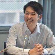 香美町役場神戸営業所の正垣亮治郎さん(写真:ラジオ関西)