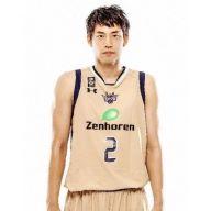 西宮ストークスが獲得を発表した福田真生(写真は前所属の琉球ゴールデンキングス時代のもの、クラブ提供)