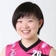 清田萌選手(写真提供:姫路ヴィクトリーナ)