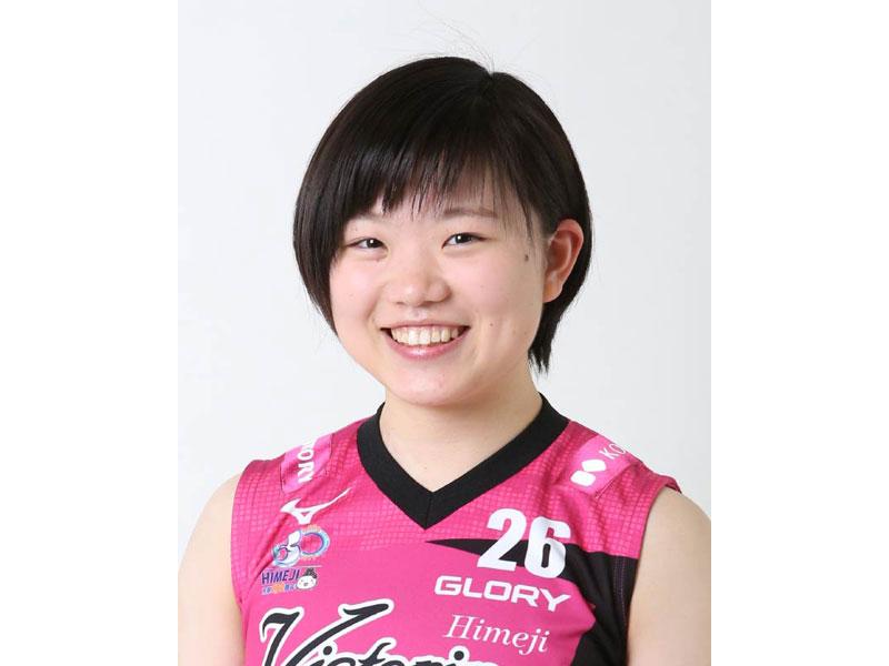 清田萌選手