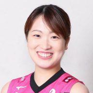 櫻井美樹選手(写真提供:姫路ヴィクトリーナ)
