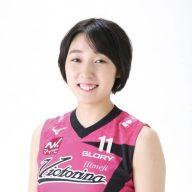 荒谷栞選手(写真:姫路ヴィクトリーナ)