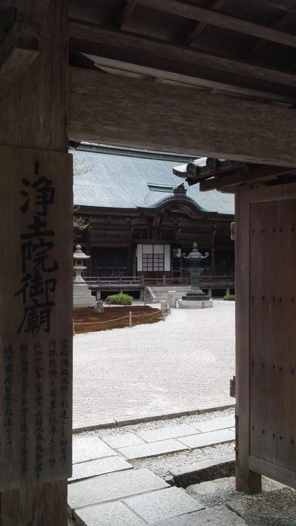 最澄の御廟、最も清浄な聖域とされる「浄土院」(比叡山延暦寺)