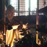 円教寺 祈祷