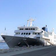 クルーズ船「ルミナス神戸2」