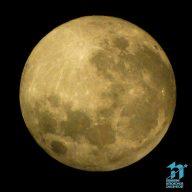 「満月」(提供:兵庫県立大学 西はりま天文台)