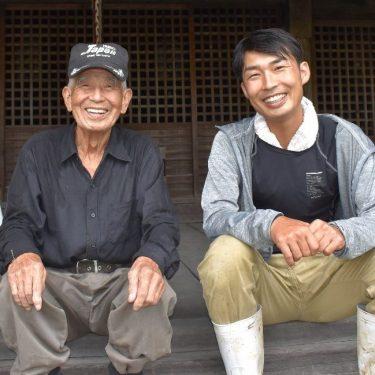 山田錦を育てる秘訣 92歳の師匠に学ぶ
