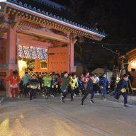 西宮神社の十日えびすの恒例行事「福男選び」。2021年は中止となった。
