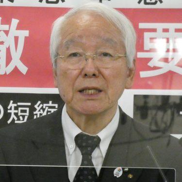 再発令の緊急事態宣言 井戸知事「それだけ深刻」