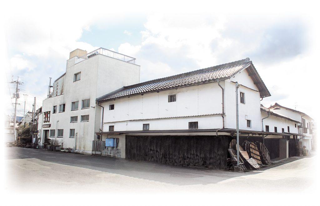 河野酢味噌製造工場(写真提供:河野酢味噌製造工場)