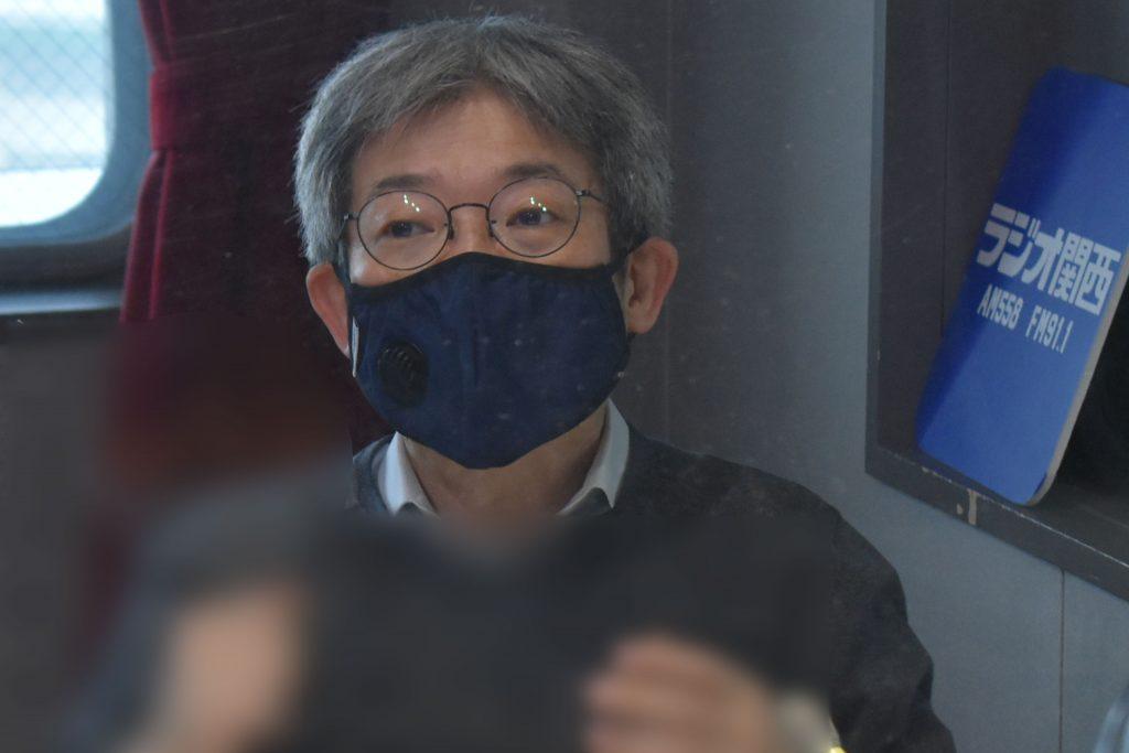 平田オリザさん(写真:ラジオ関西)
