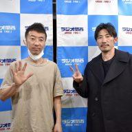 コヴァンサン(左)、きょうくん(右)(写真:ラジオ関西)