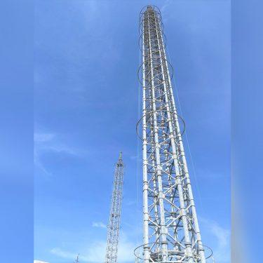 ラジオ送信鉄塔の高さのヒミツ、裏方が解説